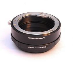 Fotasy Pro Pentax DA lens to Sony E-Mount Camera Mount Adapt