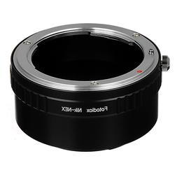 Fotodiox Lens Mount Adapter - Nikon Nikkor F Mount D/SLR Len