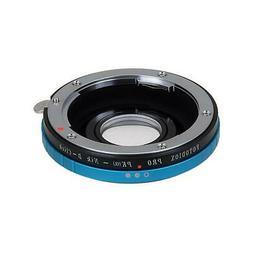 Fotodiox Pro Lens Mount Adapter - Pentax K AF Mount  DSLR Le