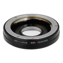 Fotodiox Pro Lens Mount Adapter - Rollei 35  SLR Lens to Nik
