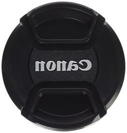 Generic 58mm Lens Cap For Canon Replaces E-58 II - Black