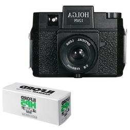Holga 120N Medium Format Film Camera  with 120 Film Bundle