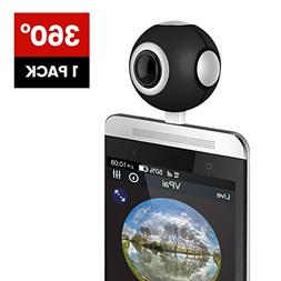 IPRIMIO 360 Degree Camera for Android Smartphones – Real T