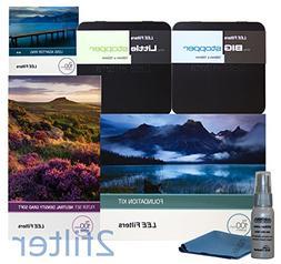 Lee Filters 82mm Landscape Pro Kit - Lee Foundation Kit, 82m