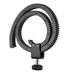 Neewer Adjustable Follow Focus Gear Ring Belt for DSLR Lense
