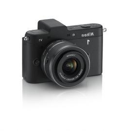 Nikon 1 V1 10.1 MP HD Digital Camera System with 10-30mm VR