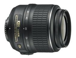 Nikon 18-55mm f/3.5-5.6G AF-S DX VR Nikkor Zoom Lens - White