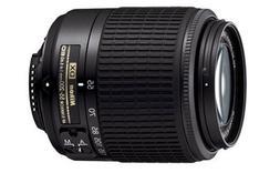 Nikon 55-200mm f4-5.6G ED Auto Focus-S DX Nikkor Zoom Lens -