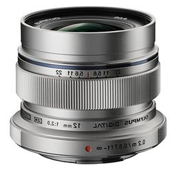 Olympus M. Zuiko Digital ED 12mm f/2.0 Lens for Micro Four T