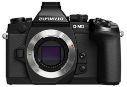 Olympus OM-D E-M1 Mirrorless Digital Camera with 16MP and 3-
