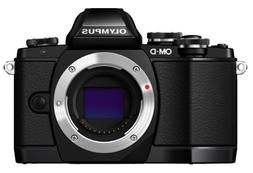 Olympus OM-D E-M10 Mirrorless Digital Camera - Body only