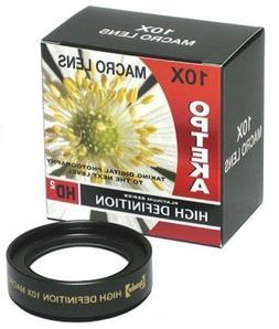 Opteka 10x HD2 Professional Macro Lens for 52mm Digital Came