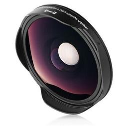 Opteka OPT-SC37FE Platinum Series 0.3X HD Ultra Fisheye Lens