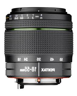 PENTAX DA 18-55mm f/3.5-5.6 AL Weather Resistant Lens for Pe