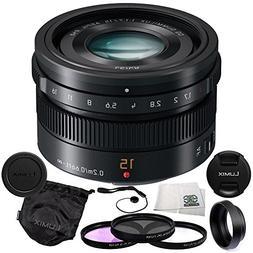 Panasonic LUMIX G Leica DG Summilux 15mm f/1.7 ASPH Micro Fo