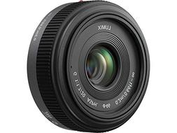 Panasonic Lumix G H-H020 20mm f/1.7 Aspherical Pancake Lens