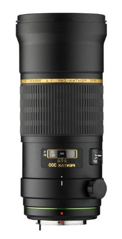 Pentax DA 300mm F/4 ED  SDM Lens