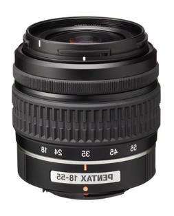 Pentax SMC Pentax-DA L 18-55mm F3.5-5.6 AL  For Digital Slr