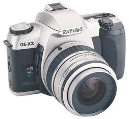Pentax ZX-30 Quartz Date 35mm SLR Camera Kit with 35-80mm Le