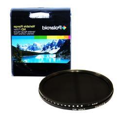 Polaroid Optics 43mm HD Multi-Coated Variable Range  Neutral