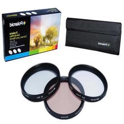 Polaroid Optics 58mm 3 Piece Special Effect Camera/Camcorder