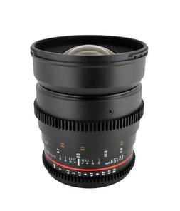 Rokinon CV24M-C 24mm T1.5 Cine Wide Angle Lens for Canon wit