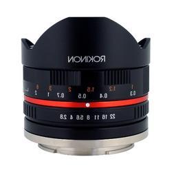 umc fisheye ii lens