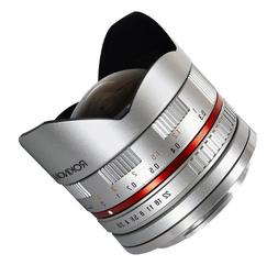 Rokinon 8mm F2.8 Ultra-Wide Fisheye Lens for Samsung NX 28FE