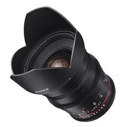 Rokinon Cine DS DS24M-MFT 24mm T1.5 ED AS IF UMC Full Frame