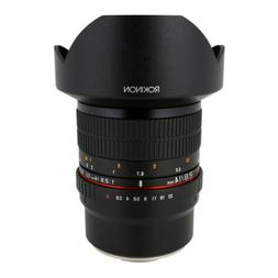 Rokinon FE14M-E 14mm F2.8 Ultra Wide Lens for Sony E-mount a