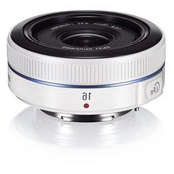 Samsung NX 16mm f/2.4 Camera Lens