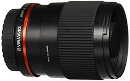 Samyang SY300M-MFT-BK 300mm F6.3 Mirror Lens for Olympus Pen