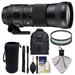 Sigma 150-600mm f/5.0-6.3 Contemporary DG OS HSM Zoom Lens f