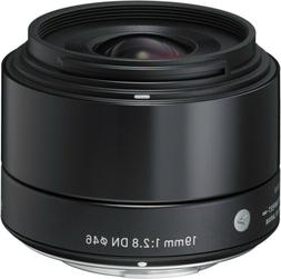 Sigma 19mm F2.8 EX DN Art  for Sony SE