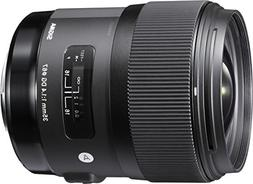 Sigma 35mm F1.4 ART DG HSM Lens for Sony A
