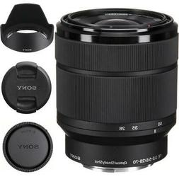 Sony 28-70mm F3.5-5.6 FE OSS Interchangeable Standard Zoom L