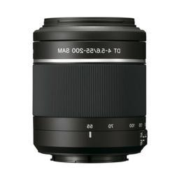 Sony 55-200mm f/4-5.6 SAM DT Telephoto Zoom Lens for Sony Al
