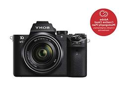 Sony - Alpha A7 Ii Full-frame Mirrorless Camera With 28-70mm