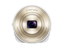 Sony DSC-QX10/W Smartphone Attachable 4.45-44.5mm Lens-Style