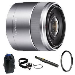 Sony DSLR SEL50F18 Sel 50mm F1.8 Nex System Camera Lens Acce
