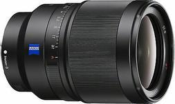 Sony - Distagon T* Fe 35mm F/1.4 Za Full-frame E-mount Prime