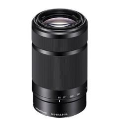Sony E 55-210mm F4.5-6.3 Lens for Sony E-Mount Cameras