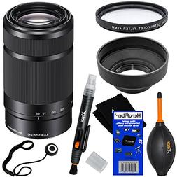 Sony E 55-210mm f/4.5-6.3 OSS E-Mount Telephoto Zoom Lens -