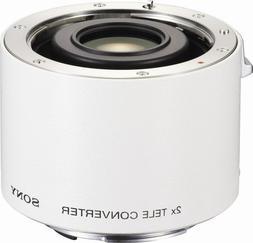 Sony SAL-20TC 2.0x Teleconverter Lens for Sony Alpha Digital