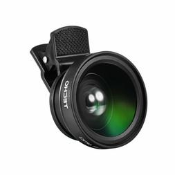 TECHO Universal Professional HD Camera Lens Kit for iPhone X