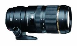 Tamron SP 70-200MM F/2.8 DI VC USD Telephoto Zoom Lens for N