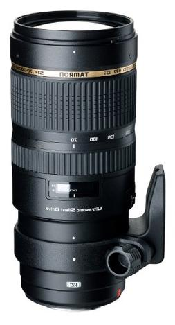 Tamron SP 70-200MM F2.8 DI VC USD Telephoto Zoom Lens for Ni