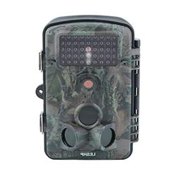 "Trail Camera Wildlife Hunting Game Camera 12MP 1080P 2.4"" LC"