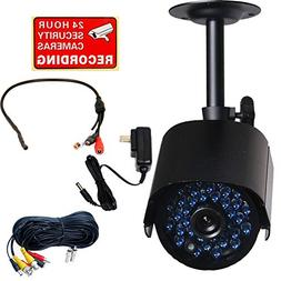 VideoSecu Security Camera Bullet Infrared Day Night Outdoor
