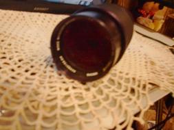 Vintage Vivitar Camera Lens 75-205mm 1.3.8 Mc Macro Focusing